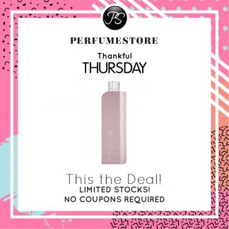 PERRY ELLIS 18 EDP FOR WOMEN 100ML [THANKFUL THURSDAY SPECIAL]