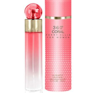 PERRY ELLIS 360 CORAL EDP FOR WOMEN