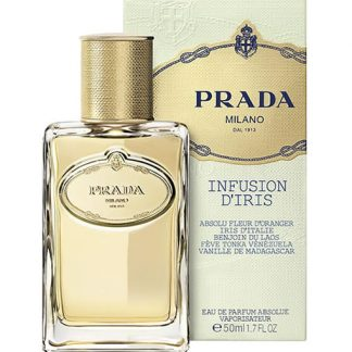 PRADA INFUSION D'IRIS ABSOLU FLEUR D'ORANGER EDP FOR WOMEN