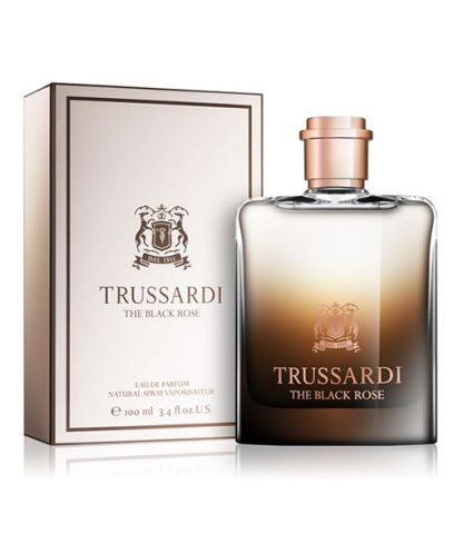 TRUSSARDI THE BLACK ROSE EDP FOR UNISEX