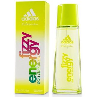 ADIDAS FIZZY ENERGY EDT FOR WOMEN