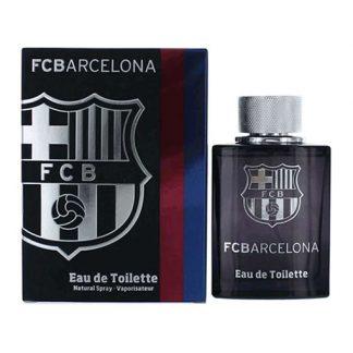 AIR VAL INTERNATIONAL FC BARCELONA BLACK EDT FOR MEN