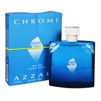 AZZARO CHROME UNDER THE POLE EDT FOR MEN