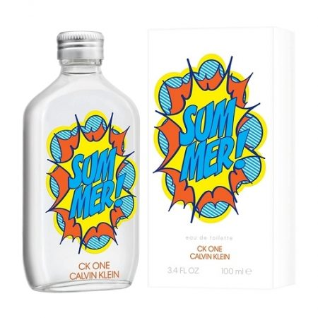 CALVIN KLEIN CK ONE SUMMER 2019 EDT FOR UNISEX