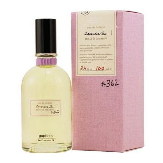 GAP LAVENDER TEA 362 EDT FOR WOMEN