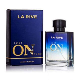 LA RIVE JUST ON TIME EDT FOR MEN