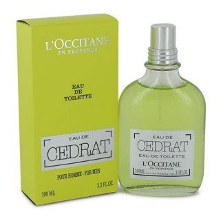 L'OCCITANE EAU DE CEDRAT POUR HOMME EDT FOR MEN