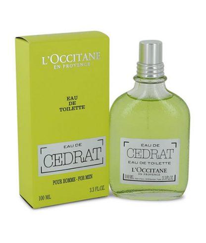 L'OCCITANE EAU DE CEDRAT POUR HOMME EDT FOR MEN