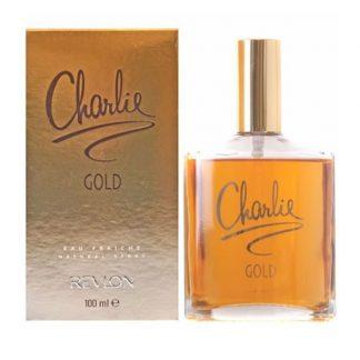 REVLON CHARLIE GOLD EAU FRAICHE FOR WOMEN