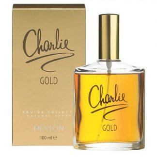 REVLON CHARLIE GOLD EDT FOR WOMEN