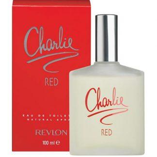 REVLON CHARLIE RED EDT FOR WOMEN