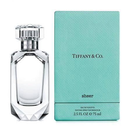 TIFFANY & CO SHEER EDT FOR WOMEN