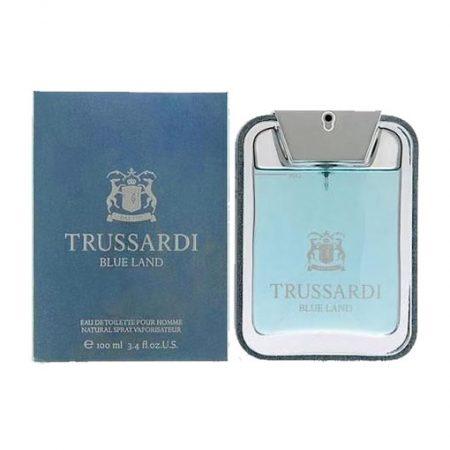 TRUSSARDI BLUE LANDEDT FOR MEN