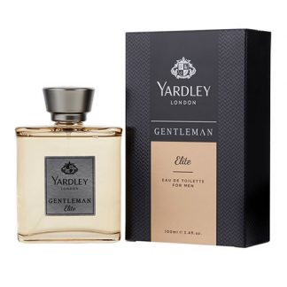 YARDLEY LONDON GENTLEMAN ELITE EDT FOR MEN