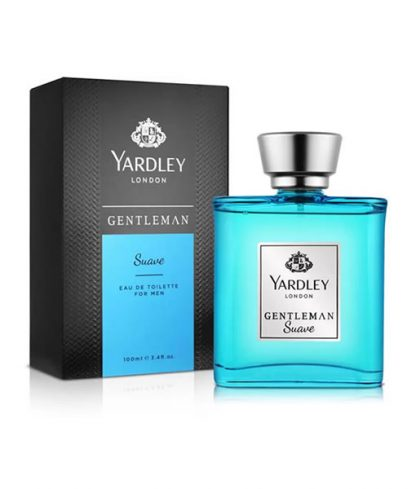 YARDLEY LONDON GENTLEMAN SUAVE EDT FOR MEN