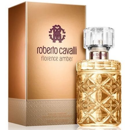 ROBERTO CAVALLI FLORENCE AMBER EDP FOR WOMEN