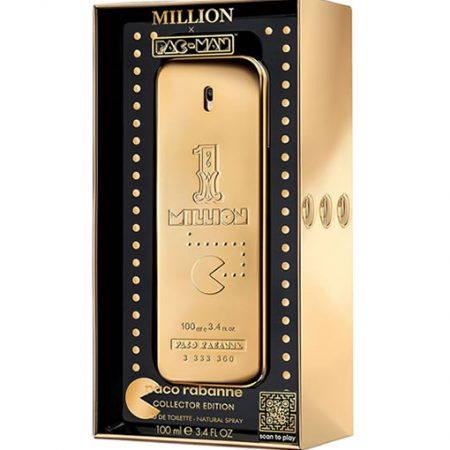 PACO RABANNE 1 (ONE) MILLION PAC-MAN COLLECTOR EDITION EDT FOR MEN