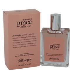 PHILOSOPHY AMAZING GRACE BALLET ROSE EDT FOR WOMEN