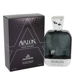 JEAN RISH AVALON POUR HOMME EDT FOR MEN
