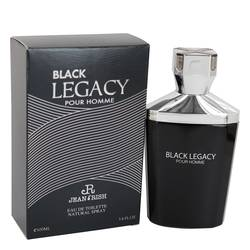 JEAN RISH BLACK LEGACY POUR HOMME EDT FOR MEN