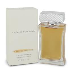 DAVID YURMAN DAVID YURMAN EXOTIC ESSENCE EDT FOR WOMEN