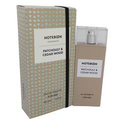 SELECTIVA SPA NOTEBOOK PATCHOULY & CEDAR WOOD EDT FOR MEN