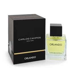 CARLOS CAMPOS ORLANDO CARLOS CAMPOS EDT FOR MEN
