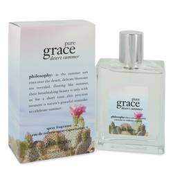 PHILOSOPHY PURE GRACE DESERT SUMMER EDT FOR WOMEN