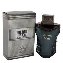 JEAN RISH VALIANT MAN EDT FOR MEN