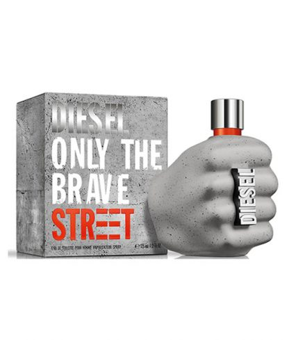 DIESEL ONLY THE BRAVE STREET EDT FOR MEN