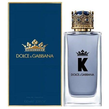 DOLCE & GABBANA D&G K EDT FOR MEN