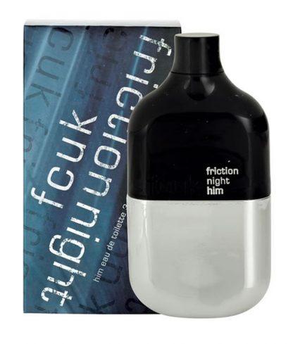 FCUK FRICTION NIGHT EDT FOR MEN