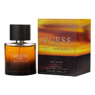 GUESS 1981 LOS ANGELES HOMME EDT FOR MEN
