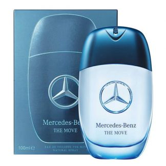 MERCEDES BENZ THE MOVE EDT FOR MEN