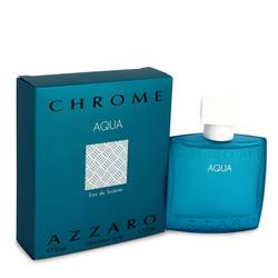 AZZARO CHROME AQUA EDT FOR MEN