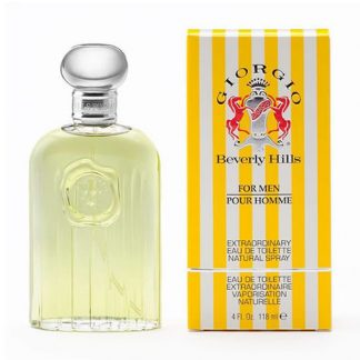 GIORGIO BEVERLY HILLS POUR HOMME EDT FOR MEN