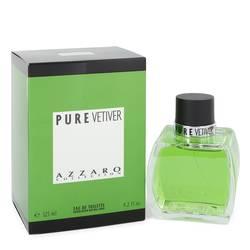 AZZARO PURE VETIVER EDT FOR MEN