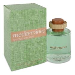 ANTONIO BANDERAS MEDITERRANEO EDT FOR MEN