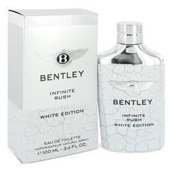 BENTLEY INFINITE RUSH (WHITE EDITION) EDT FOR MEN