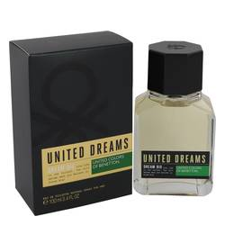 BENETTON UNITED DREAMS DREAM BIG EDT FOR MEN