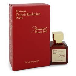 MAISON FRANCIS KURKDJIAN BACCARAT ROUGE 540 EXTRAIT DE PARFUM FOR UNISEX