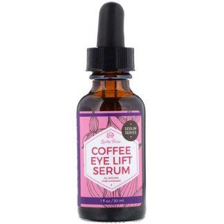 Leven Rose, Coffee Eye Lift Serum, 1 fl oz (30 ml)