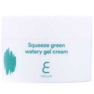 E-Nature, Squeeze Green Watery Gel Cream, 1.6 fl oz (50 ml)