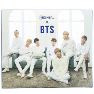 Mediheal, x BTS, Hydrating Care Special Set, 10 Sheets, 490 ml