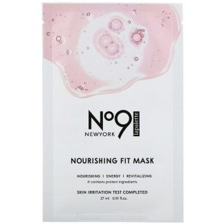 Lapalette, No.9 Nourishing Fit Mask, 10 Sheets, 0.91 fl oz (27 ml) Each
