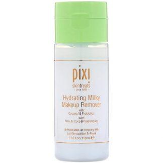Pixi Beauty, Skintreats, Hydrating Milky Makeup Remover, 5.07 fl oz (150 ml)