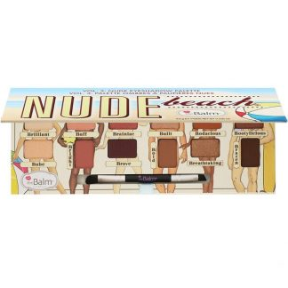 theBalm Cosmetics, Nude Beach, Volume 3, Nude Eyeshadow Palette, 0.336 oz (9.6 g)