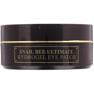 Benton, Snail Bee Ultimate, Hydrogel Eye Patch, 60 Pieces