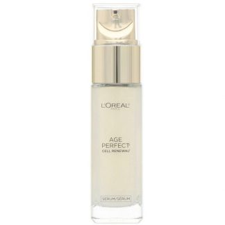 L'Oreal, Age Perfect Cell Renewal, Skin Renewing Facial Treatment, 1 fl oz (30 ml)