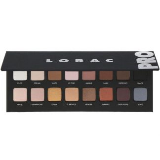 Lorac, Pro Palette with Mini Behind the Scenes Eye Primer, 0.51 oz (14.3 g)